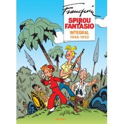 Comprar Spirou y Fantasio Integral 1 Franquin 1946-1950 Dibbuks
