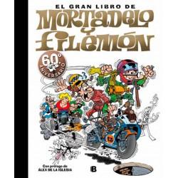 El Gran Libro de Mortadelo y Filemón 60 Aniversario Ediciones B