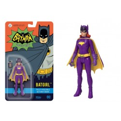 Figura acción Batgirl Serie TV 1966 Adam West Funko