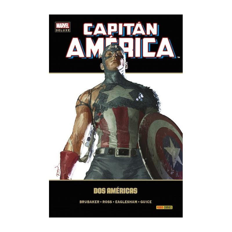 Capitán América 11. Dos Américas (Marvel Deluxe)