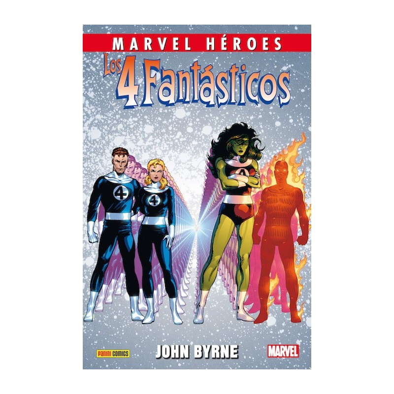 Los 4 Fantásticos de John Byrne 3 (Marvel Héroes 62)