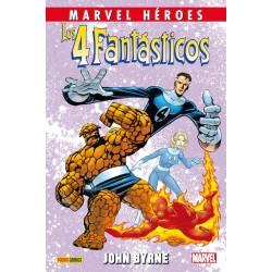 Los 4 Fantásticos de John Byrne 2 (Marvel Héroes 61)
