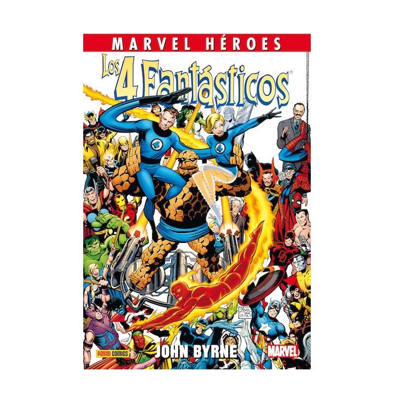Los 4 Fantásticos de John Byrne 1 (Marvel Héroes 59)