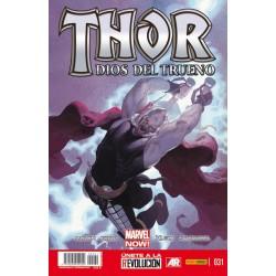 Thor: Dios del Trueno 31 Panini Comics