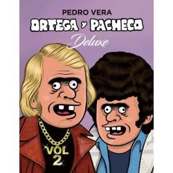 Ortega y Pacheco Deluxe 2 Comic Comprar Caramba Astiberri