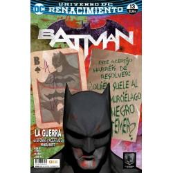 Batman 68 ECC Comics DC Renacimiento