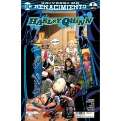 Harley Quinn 19 / 11 Renacimiento ECC Ediciones DC Comics Batman