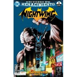Nightwing 13 DC Comics ECC Ediciones Renacimiento