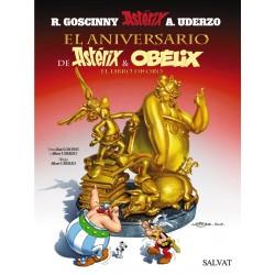 Astérix 34. El Aniversario de Astérix y Obélix. El Libro de Oro