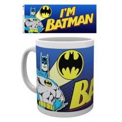 Imagén: Taza Batman Bold