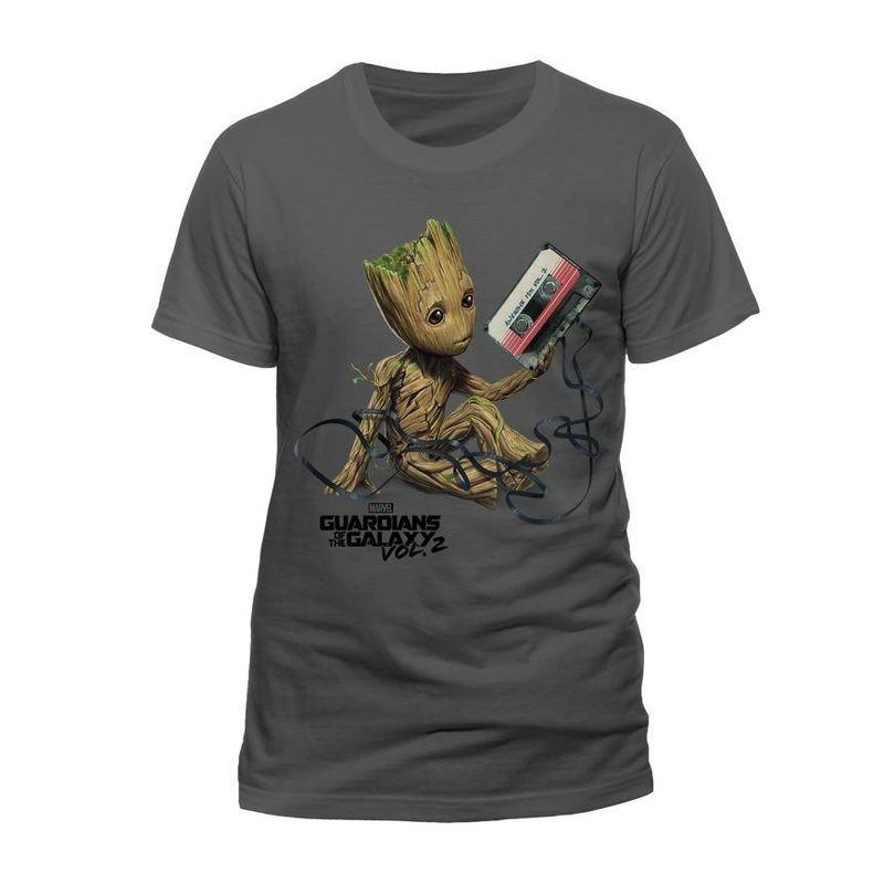 Camiseta I Am Groot Guardianes de la Galaxia Comprar Oficial