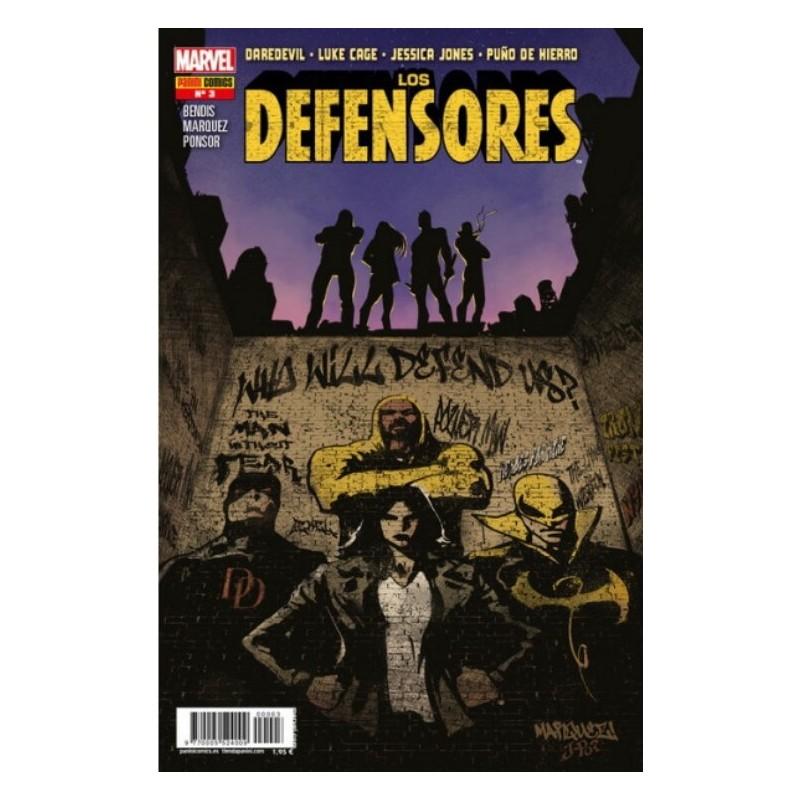 Los Defensores 3