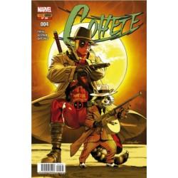 Cohete 36 Panini Comics guardianes de la galaxia