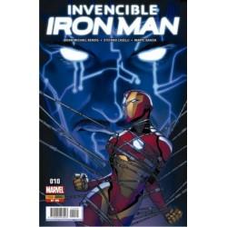 Invencible Iron Man 85 Bendis Marvel Comprar Panini Comics