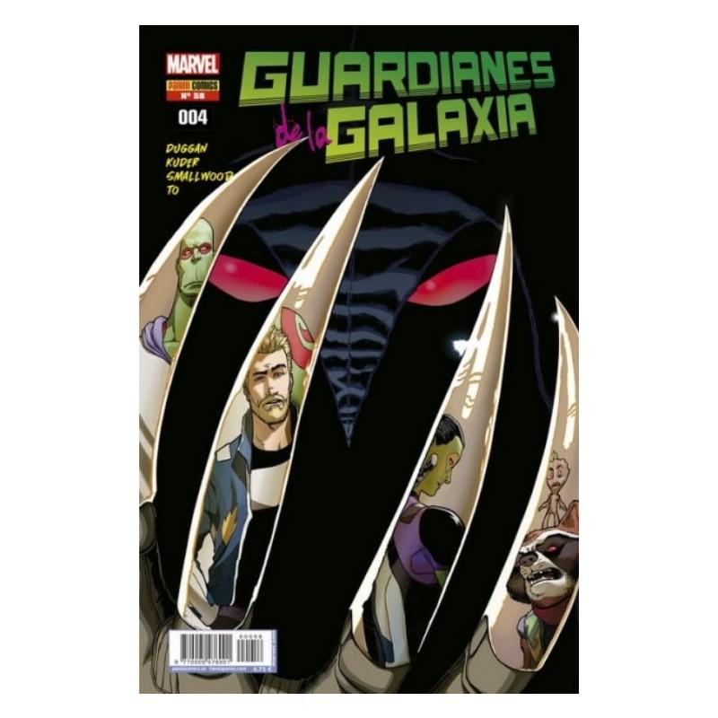 Guardianes de la Galaxia 58 Marvel Comprar Panini Comics