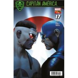 Capitán América. Rogers / Wilson 88 Panini Comics Marvel