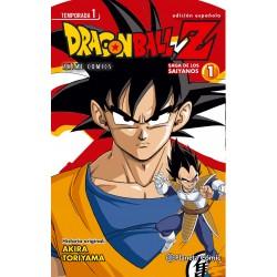 Imagén: Dragon Ball Z Anime. Saga de los Saiyanos (Colección Completa)