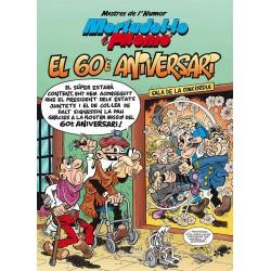 Mortadel.lo i Filemó Català 60 Aniversari Mestres de L'Humor 48 Ediciones B