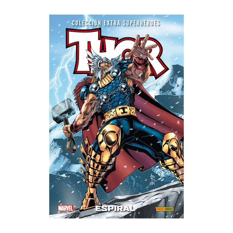 The Mighty Thor v2, 55-67 USA (Colección Extra Superhéroes 56)