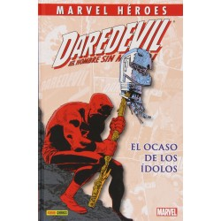 Daredevil. El Ocaso de los Ídolos (Marvel Héroes 55)