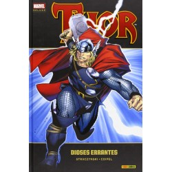 Thor 1. Dioses Errantes (Marvel Deluxe)