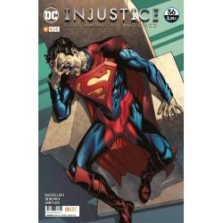 Injustice gods among us 56 ECC Comics videojuego