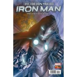 Victor Von Muerte. Iron Man 11 Panini Comics