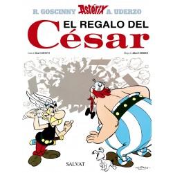 Astérix 21. El Regalo del César