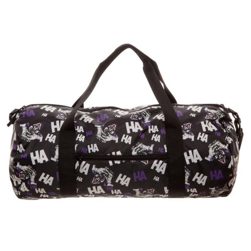 Bolsa Deporte Joker Plegable Bioworld
