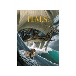 H.M.S. Buque de su Majestad 1 001 Ediciones