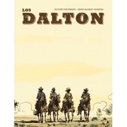Los Dalton Cómic Dibbuks
