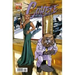 Cohete 37 Panini Comics guardianes de la galaxia
