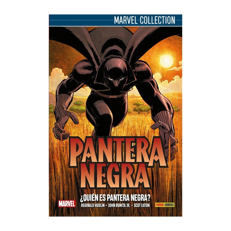 Pantera Negra de Hudlin 1. ¿Quién es Pantera Negra? (Marvel Collection)