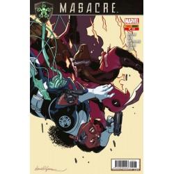 Masacre 23 Marvel Comprar Panini Comics Deadpool