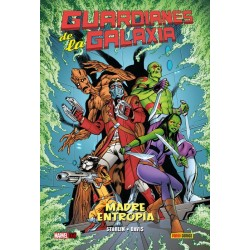 Imagén: Guardianes de la Galaxia. Madre Entropía (Original Graphic Novel)