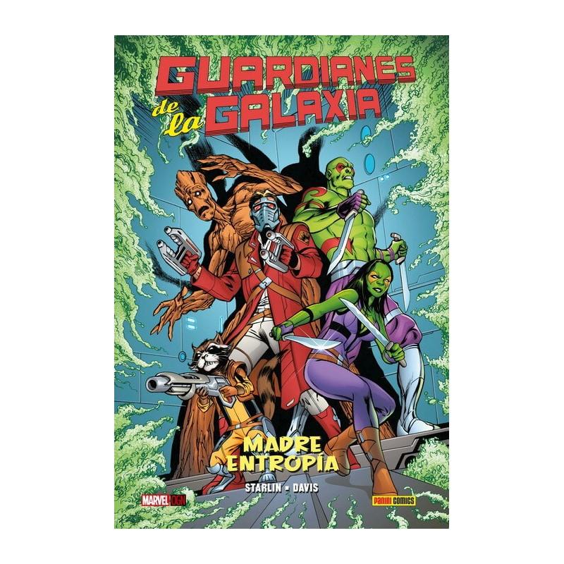 Guardianes de la Galaxia. Madre Entropía (Original Graphic Novel)