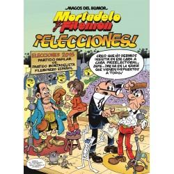 Magos del Humor 179. Mortadelo y Filemón. !Elecciones¡