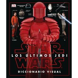 Star Wars Los Ultimos Jedi Diccionario Visual Libro Random House