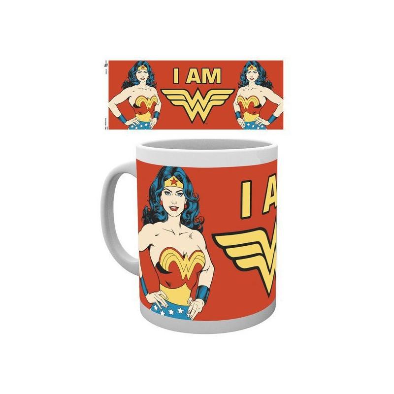 Taza I Am Wonder Woman