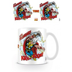 Taza Thor Retro Marvel Comics