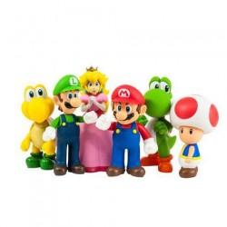 Chapas Super Mario Bros. Nintendo