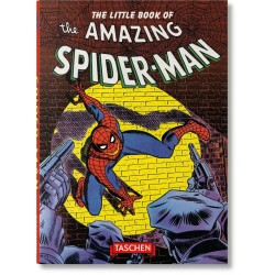 The Little Book of Spider-Man Taschen Comprar