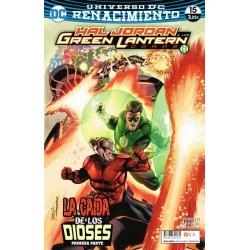 Green Lantern 70 / 15 ECC Ediciones DC Comics