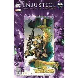 Injustice gods among us 57 ECC Comics videojuego