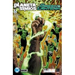 Green Lantern / El Planeta de los Simios (Colección Completa) ECC Comics