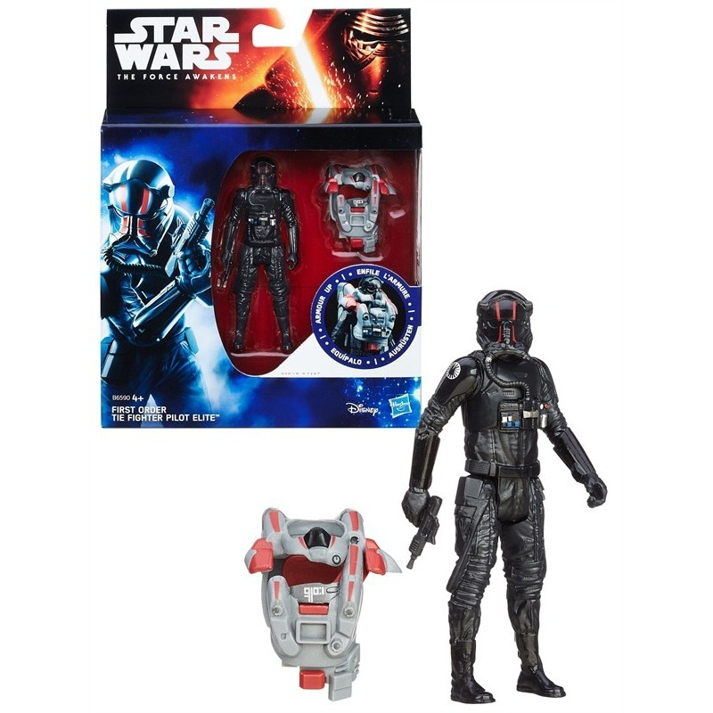 Figura Tie Fighter. Star Wars Episodio VII. Armor Up Hasbro Comprar