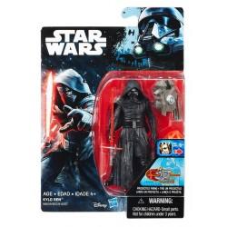 Figura Kylo Ren Star Wars Episodio VII Hasbro Comprar