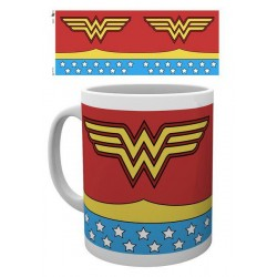 Imagén: Taza Wonder Woman Traje