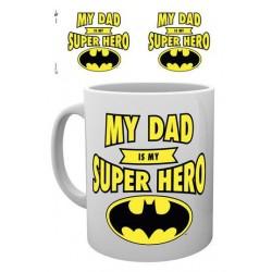 Taza Batman Papá Superhéroe Comprar