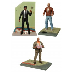 Figuras Pulp Fiction Select Series 1 Jules Winnfield Butch Coolidge